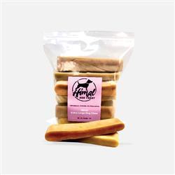 Premium Yak Cheese Dog Treats (5 lb Bulk)  3 Sizes