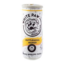 White Paw - Muttlennial Mango