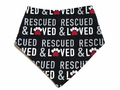 Bandana - Rescued and Loved