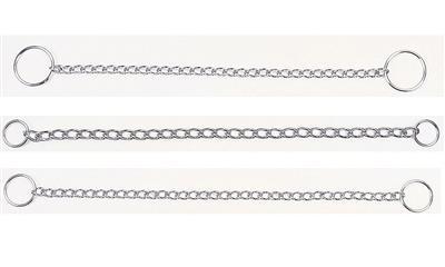 Chrome Plated Chain Slip Collar