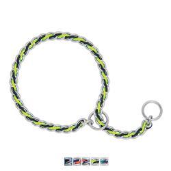 Laced Chain Slip Collar