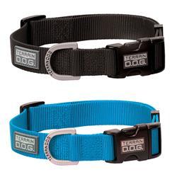 Snap-N-Go Adjustable Single-Ply Dog Collar