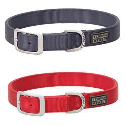 Double-Ply Nylon Dog Collar/Leash