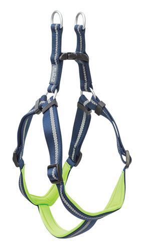 Reflective Neoprene Lined Dog Harness
