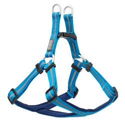 Contrasting Neoprene Lined Dog Harness