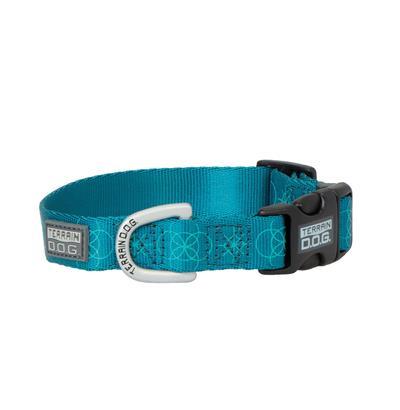 Premium Patterned Snap-N-Go Adjustable Nylon Dog Collar