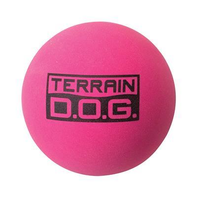 Terrain D.O.G. Pink Bouncy Balls, 3 Pack