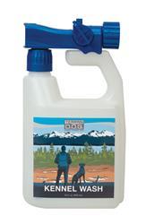 Kennel Wash, Concentrated Quart Sprayer Bottle