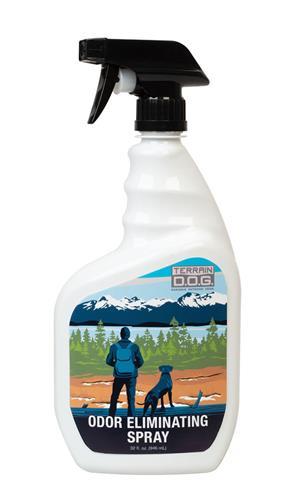 Odor Eliminating Spray Bottle