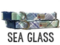 Sea Glass – Organic Cotton Collars & Leashes