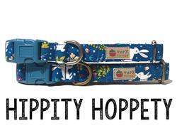 Hippity Hoppity – Organic Cotton Collars & Leashes
