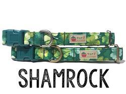 Shamrock – Organic Cotton Collars & Leashes