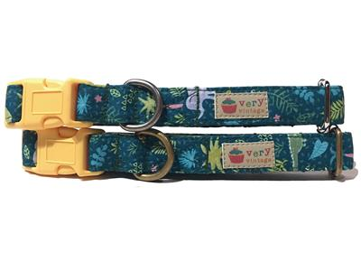Jungle Boogie – Organic Cotton Collars & Leashes