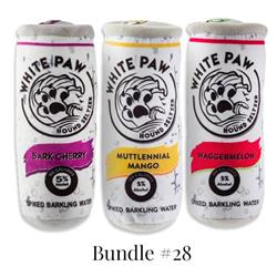 Drop Ship Bundle #28 - White Paw 3-Pack