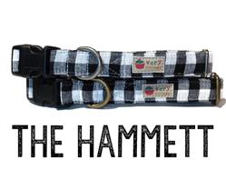 The Hammett – Organic Cotton Collars & Leashes