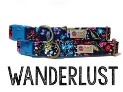 Wanderlust – Organic Cotton Collars & Leashes