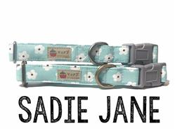 Sadie Jane – Organic Cotton Collars & Leashes