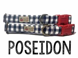 Poseidon – Organic Cotton Collars & Leashes