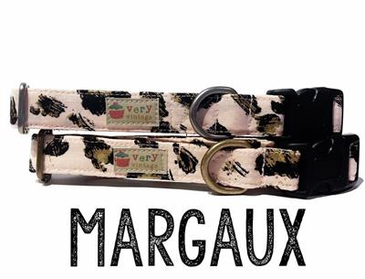 Margaux – Organic Cotton Collars & Leashes