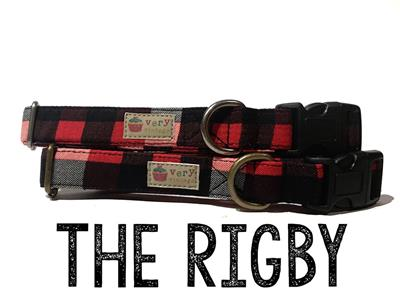 The Rigby – Organic Cotton Collars & Leashes
