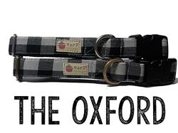 The Oxford – Organic Cotton Collars & Leashes