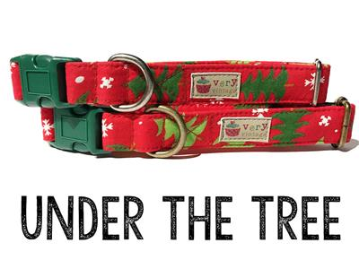 Under The Tree – Organic Cotton Collars & Leashes