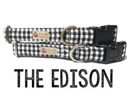 The Edison – Organic Cotton Collars & Leashes