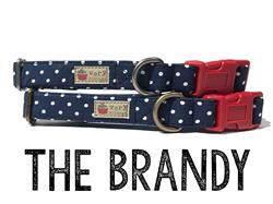 The Brandy – Organic Cotton Collars & Leashes