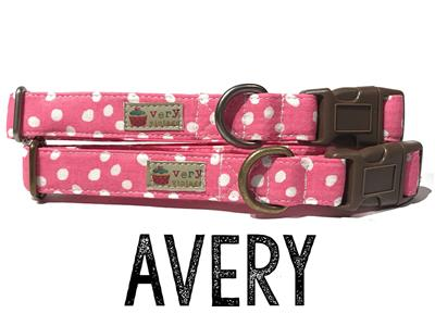 Avery – Organic Cotton Collars & Leashes