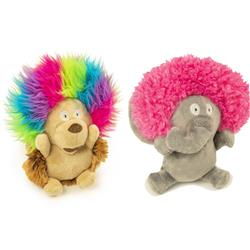 Silent Squeak Crazy Hairs by goDog
