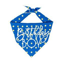 Birthday Boy Dog Birthday    Birthday Dog Bandana   Happy Birthday Bandana