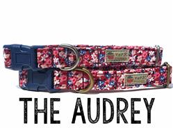 Audrey – Organic Cotton Collars & Leashes