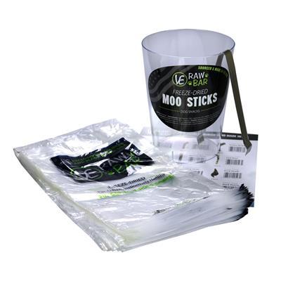Freeze Dried Moo Sticks Dog Treats by Vital Essentials