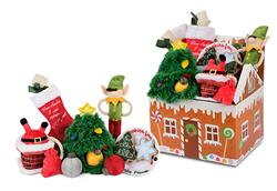 Merry Woofmas 15-pc set with FREE Merchandising Display