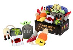Howling Haunts Toy Collection - 15 pc Set with FREE Merchandising Display