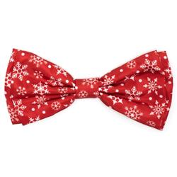 Let It Snow Bow Tie