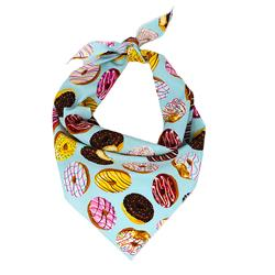 Donut Dog Bandana | Food Dog Tie Bandana