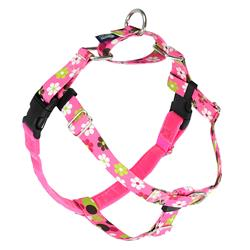 Earthstyle Daisy Dot Freedom No-Pull Dog Harness