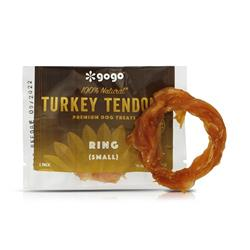 GoGo® 12g USA Turkey Tendon Ring Small