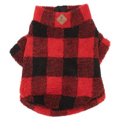 Red Buffalo Sherpa 1/4 Zip Pullover