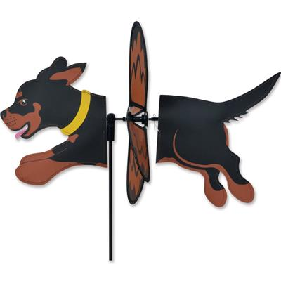 Petite Spinner - Rottweiler
