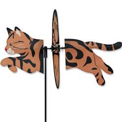Petite Spinner - Tabby Cat