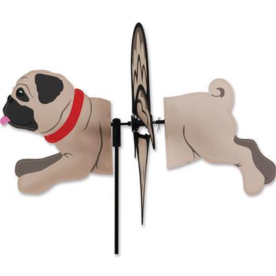 Petite Spinner - Pug