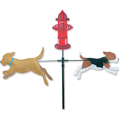Single Carousel Spinner - Dogs