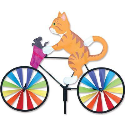 Bike Spinner - Kitty - 20 in.