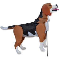 Windicator Weather Vane - Beagle