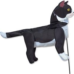 Windicator Weather Vane - Tuxedo Cat