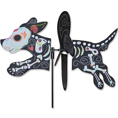 Petite Spinner - Day of the Dead Dog