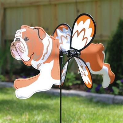 Petite Spinner - English Bulldog
