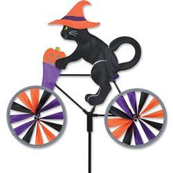 Bike Spinner - Halloween Cat - 20 in.